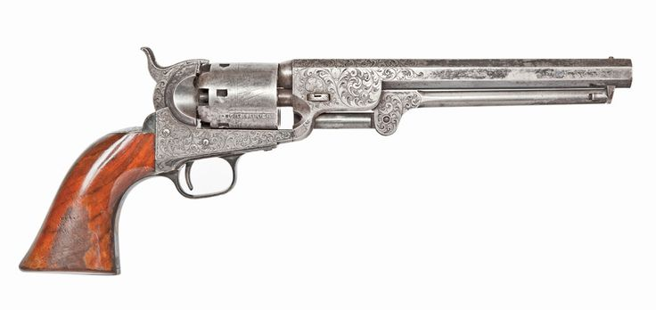 Robert E. Lee's 1851 Navy Colt carried throughout the War.