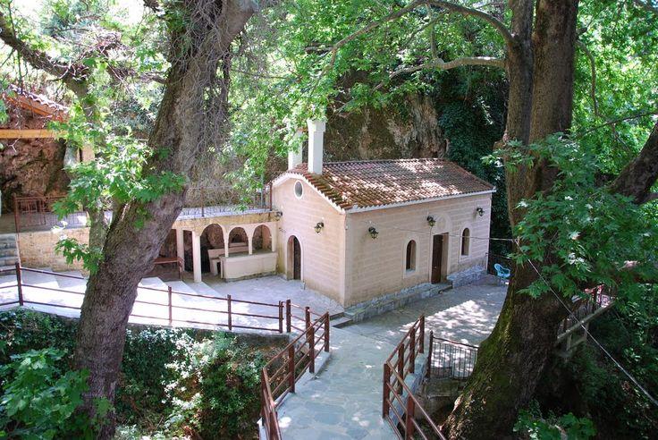 We ❤ Greece | Agia Kyriaki chapel, Euboea #Greece #travel #destination #explore