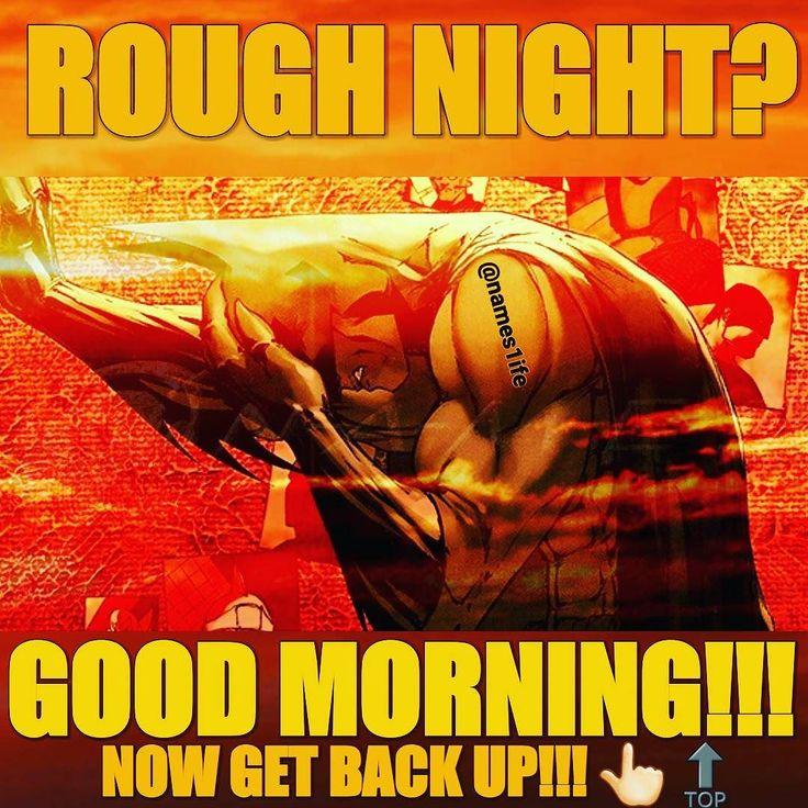 """Rough NIGHT/Rough KNIGHT?"" N-A-M-E-S #goodmorning #goodmorningpost #buenosdias #gr8days #busy #rise #grind #consistency #nameslife #nodaysoff #gotham #nyc#nyc #rough #night #knight #dark #light #tough #hiphop #quoteoftheday #photooftheday #sunrise #music #follow #dope #comicbook #dc   via Instagram"