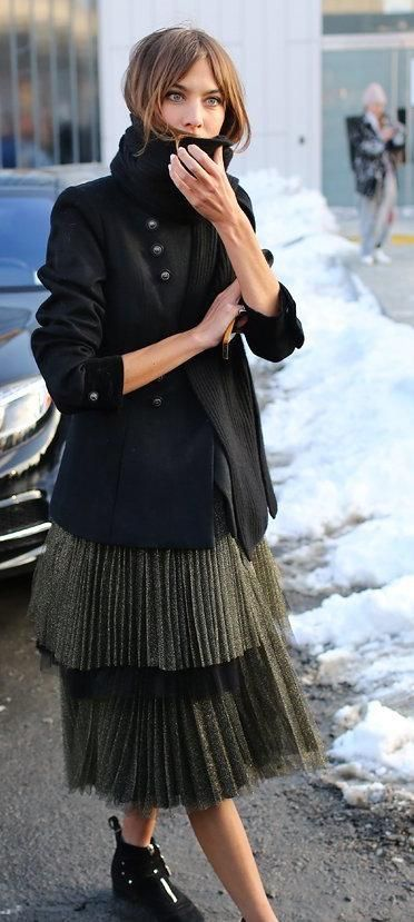 The best street style from New York Fashion Week to inspire your winter wardrobe
