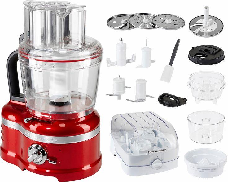 101 best Küchengeräte und Küchenhelfer images on Pinterest Alarm - kitchenaid küchenmaschine rot