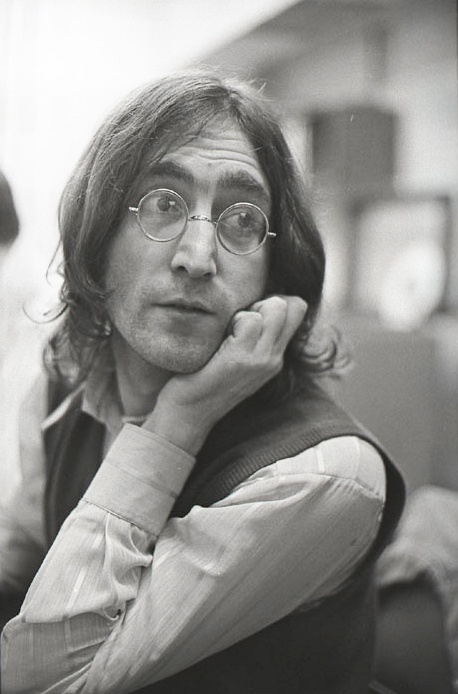 John Lennon, London, 1969 by Linda McCartney. The most talented and enlightened man to make music.