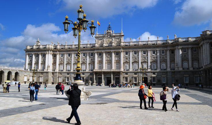 Courtyard, Palacio Real