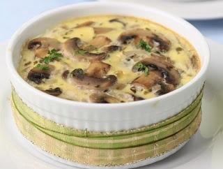 Самые вкусные рецепты: Грибной жульен