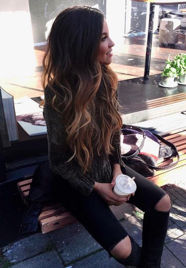 25 best ideas about brunette haircut on pinterest for 3 brunettes and a blonde salon