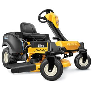 Cub Cadet Zero-Turn Electric Mower Wins Coveted Award - Renewable Energy - MOTHER EARTH NEWS