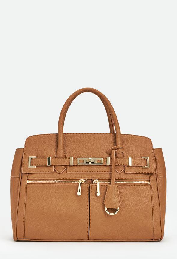 Bryson Handtaschen in Cognac - günstig kaufen bei JustFab