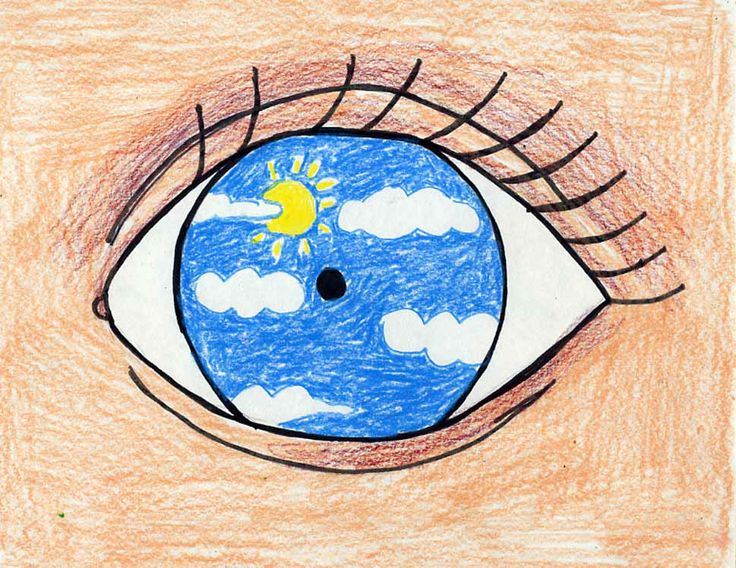 Art Projects for Kids: An Eye for Magritte
