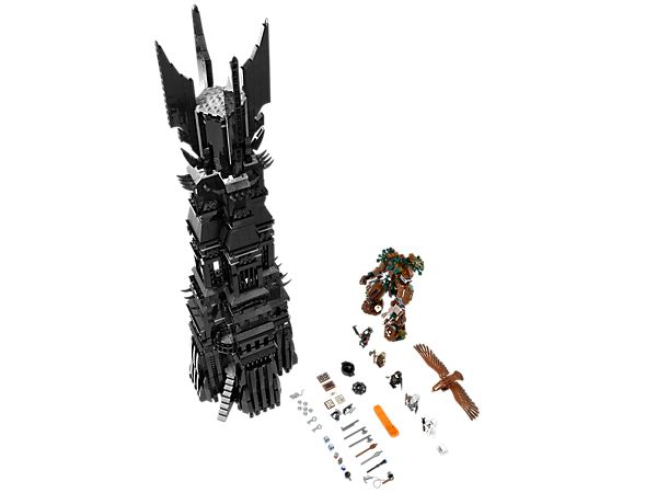 im not obssess with legos or lotr, but i have to admit, this would be epic to build. At $200 i think ill pass