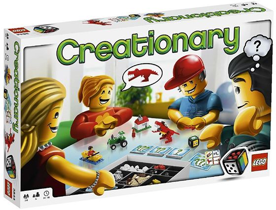 looks like so much fun to build something out of legos and have someone guess what it is you are building..like pictionary only better haha