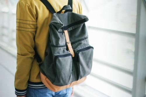 rucksack: Backpack, Things