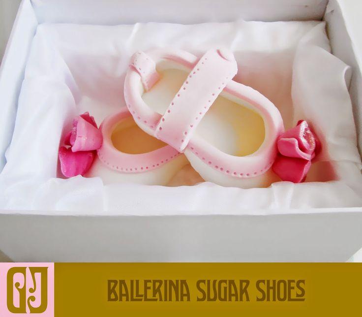Ballerina Sugar Shoes