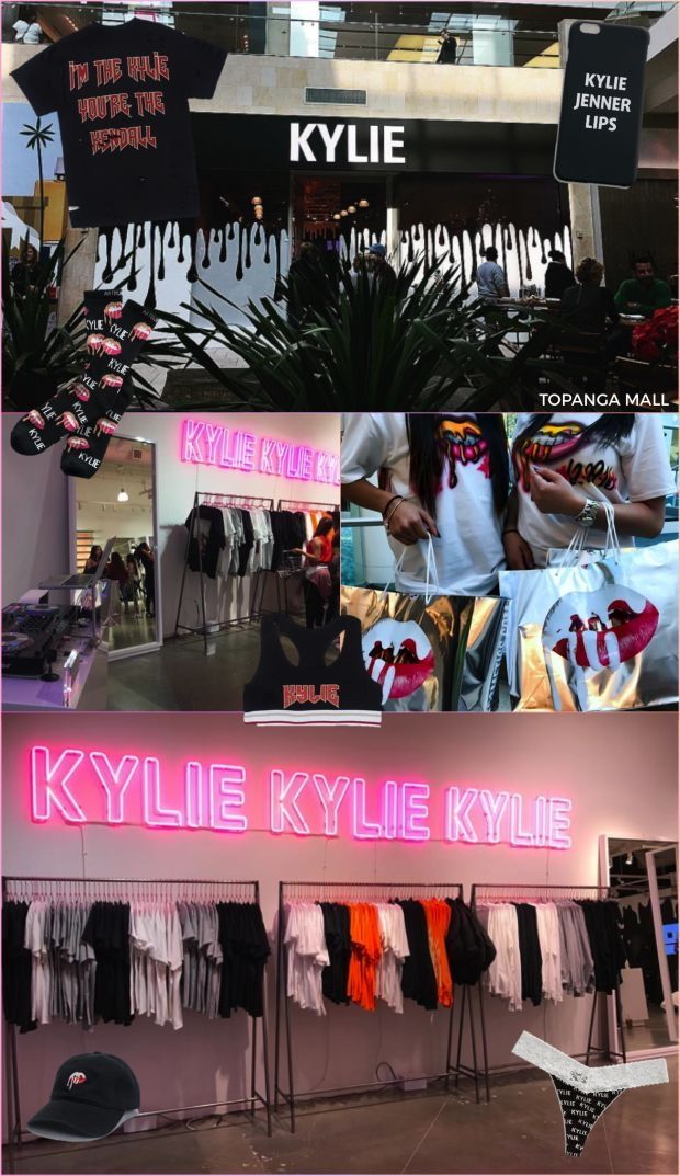 Kylie🤤🤤 in 2020 Kylie cosmetics store, Kylie jenner