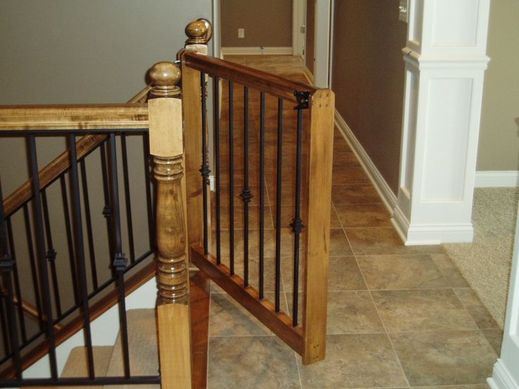 Best 25 Stair Gate Ideas On Pinterest Baby Gates Wood