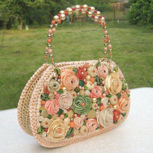Авторские сумочки Светланы Трегуб | Домохозяйка