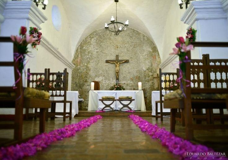 Ideas para decorar la iglesia de tu boda a bajo costo - bodas.com.mx