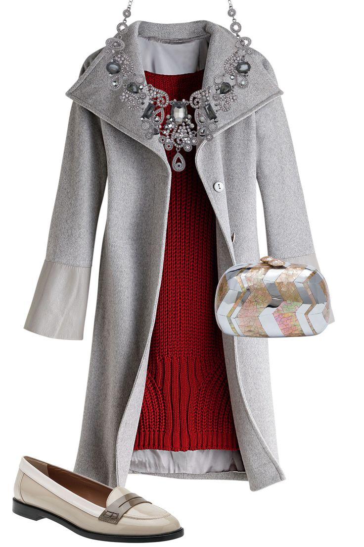 Do trench coat ao militar, os novos casacos cobrem as produções de elegância. Conheça os modelos e as texturas da estação. http://abr.io/J2fd