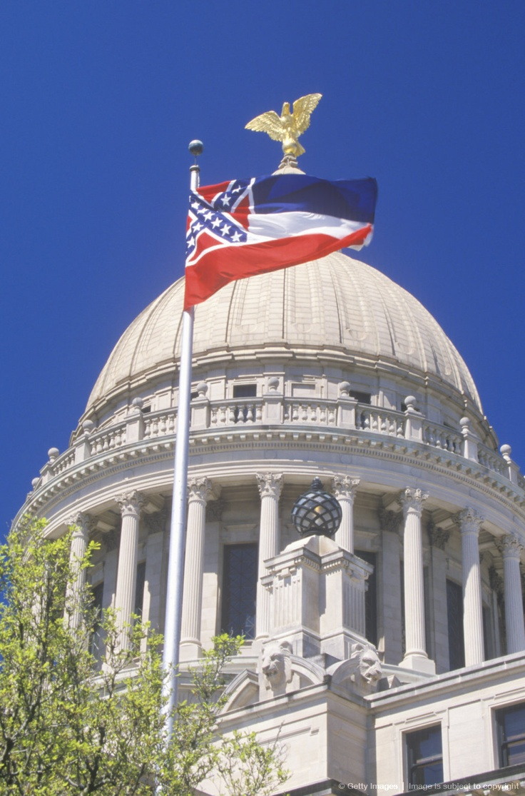 State capitol of mississippi jackson