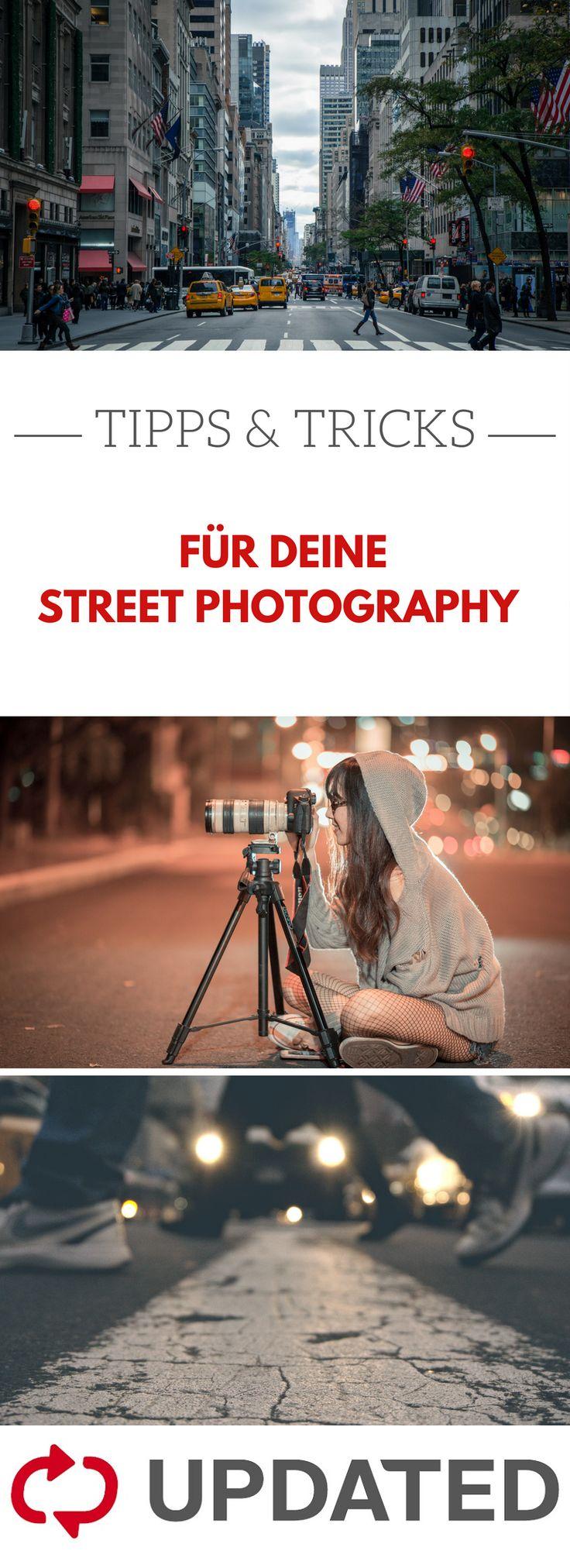 Du willst coole Bilder aus deinem Alltag schießen, aber deine Kamera fängt nicht das ein, was du siehst? UPDATED gibt dir Tipps, wie du schöne Stre…