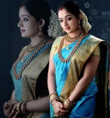 South Indian Weddings: South Indian Bridal Silk Sarees