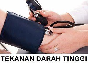 Ciri Gejala Hipertensi Atau Darah Tinggi