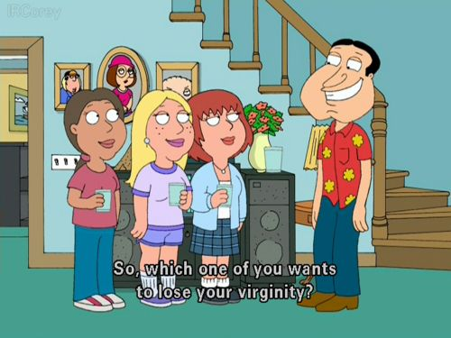 family guy meet the quagmires quotes on love