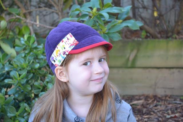 Heidi and Finn! Uptown Hat