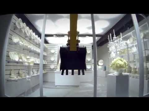 "Built For It™ Trials -- Cat® Mini Excavator Proves It's Not a ""Bull in a China Shop"" - YouTube"