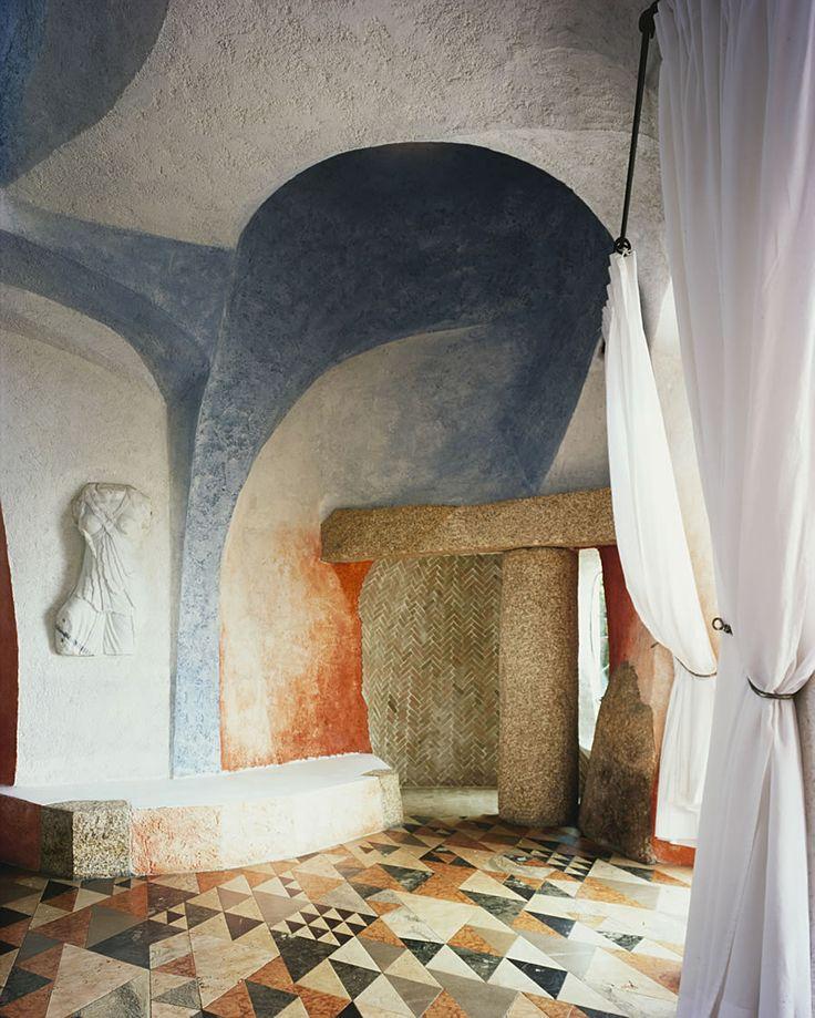 Savin J. Couelle - House of the Two Seas, Sardinia