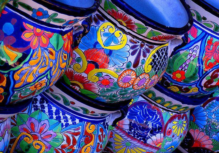 Pottery from Santa Fe, NM