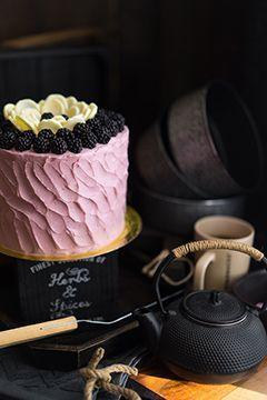 """Потрясающий ягодный торт """"Энни Бэрри"""" - выбирайте свой вкус! - Andy Chef - блог о еде и путешествиях, пошаговые рецепты, интернет-магазин дл..."""