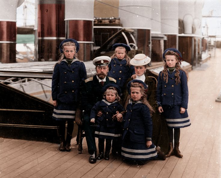 The Romanovs ~ Романовы