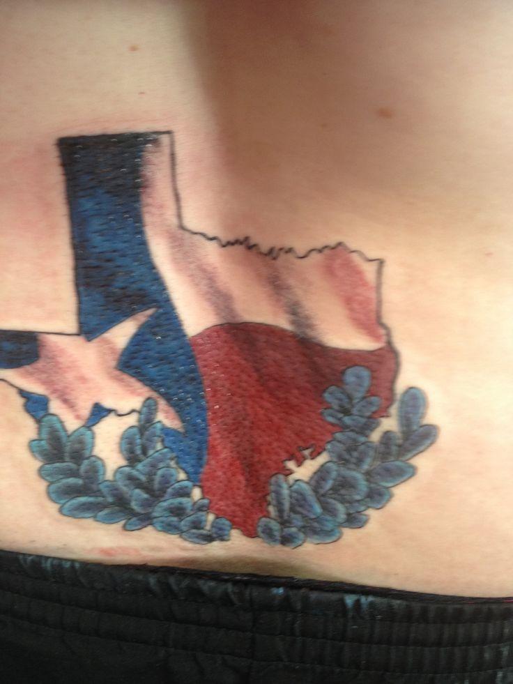 Texas state and flag tattoo tattoos pinterest texas for Texas flag tattoo