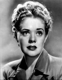 Alice Faye - Lovely singer and actress! B: May 05, 1915-D: May 09, 1998.