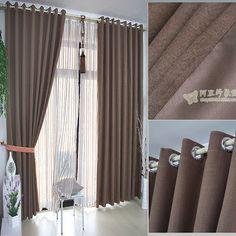 Cortinas para el dormitorio www.hogar10.net Descubre muchos consejos de hogar y decoración en el blog