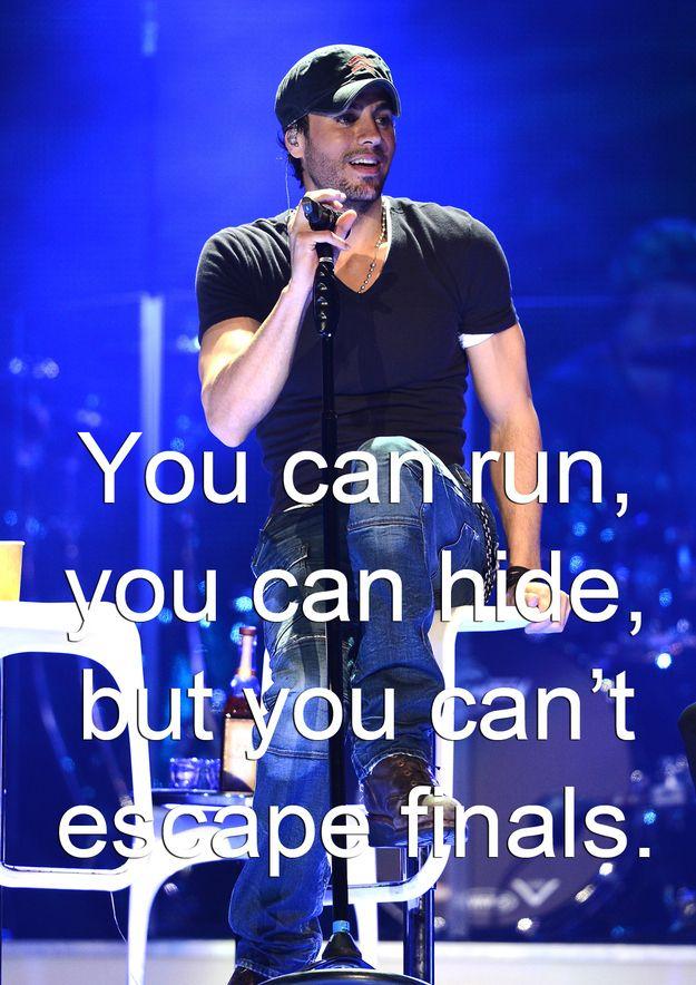 Enrique Iglesias: | Hot Guys To Motivate You For Finals  bahahahahahaha