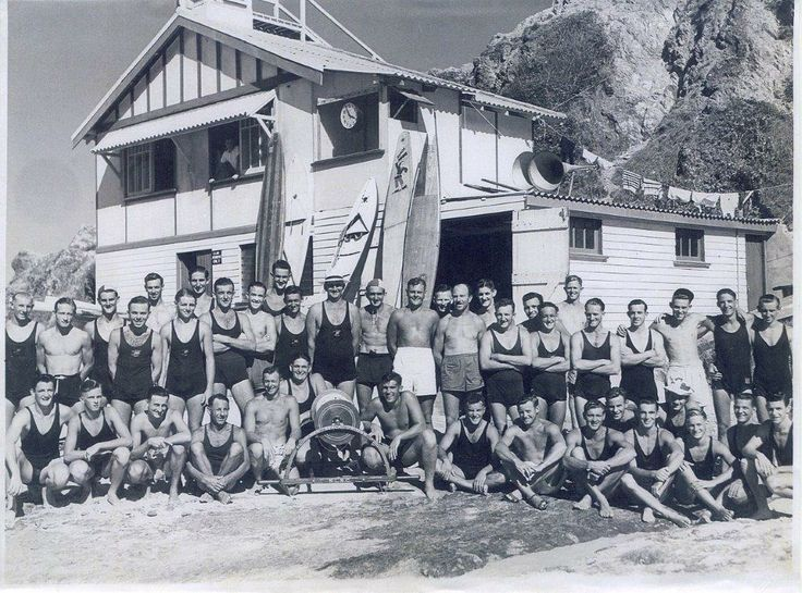 No 3 History 1949  New Year's Day  from Bill Minhinnett and cyclone 1954 destroyed bottom story and boat shed. So 1956 new club on mainland and then given to nippers