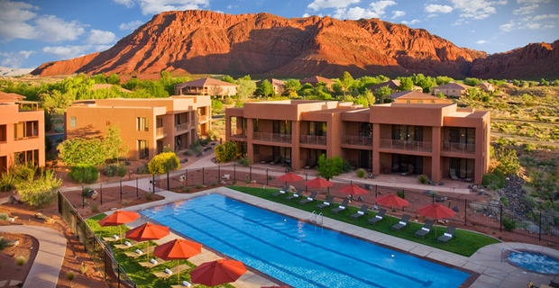 St. George Utah Red Mountain Resort & Spa- would be nice!