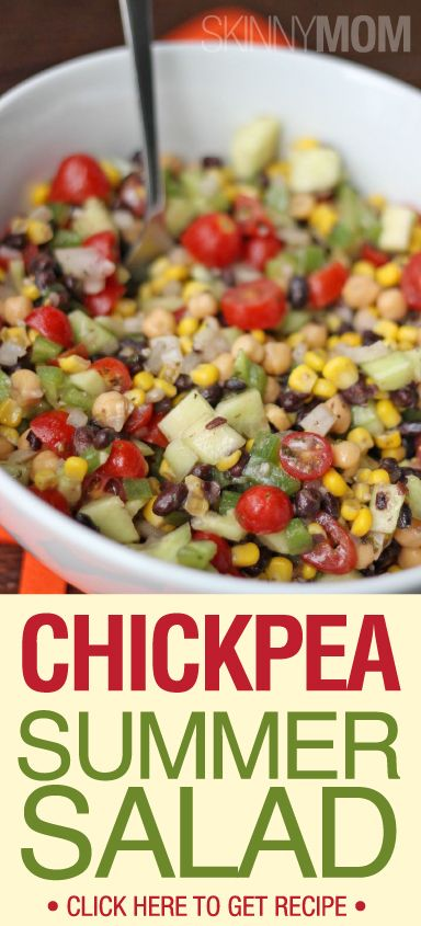 Side Dish for Thanksgiving Menu This is a gr8 salad! I luv chickpeas and make this a lot! Its very healthy 2!