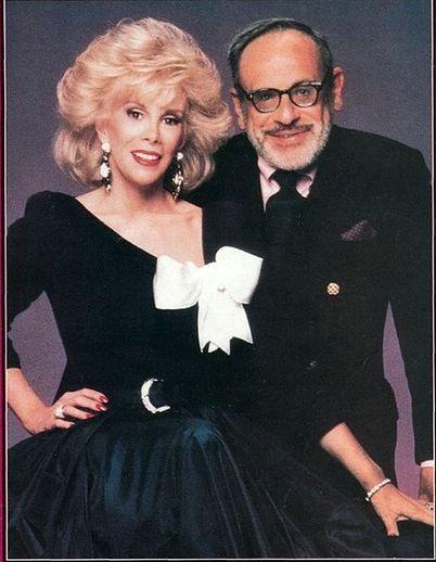 Joan Rivers and Edgar Rosenberg until his death Married 1965-1987