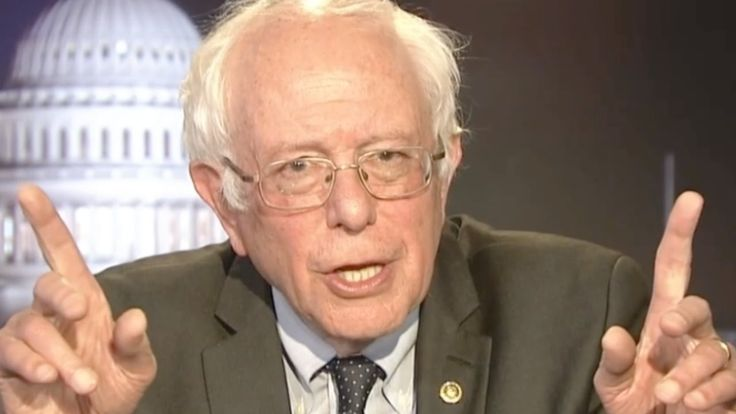 Bernie Sanders' BRILLIANT Response To Trump's Speech To Congress << Go Bernie! Some people may have been wooed by the speech but there was so much that was missing from it. And it's all very, very important stuff. Share lots!