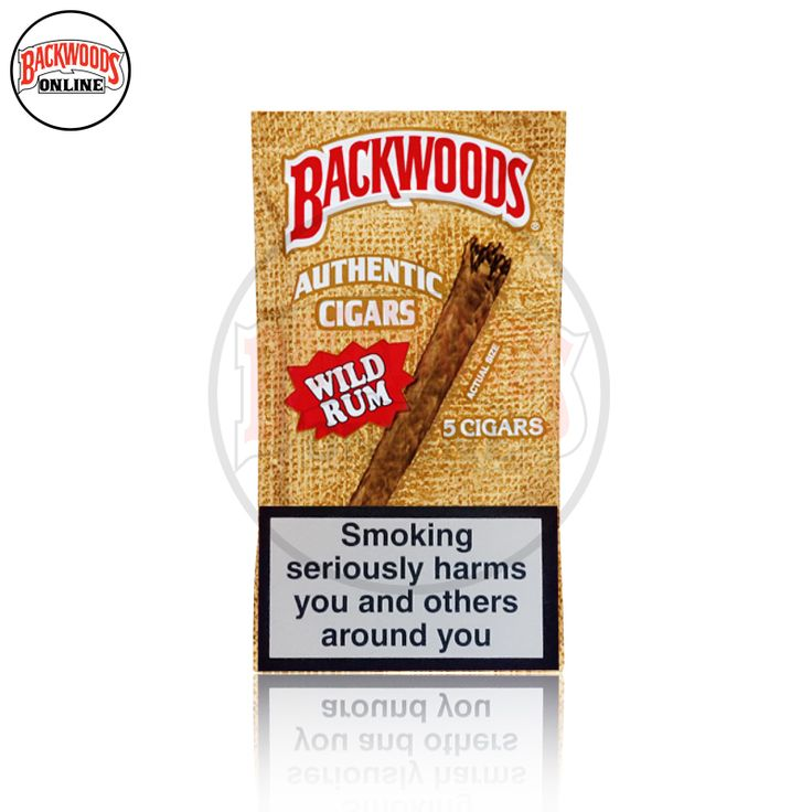 Buy Backwoods Wild Rum Cigars online for sale. Free shipping to USA, Canada and UK...