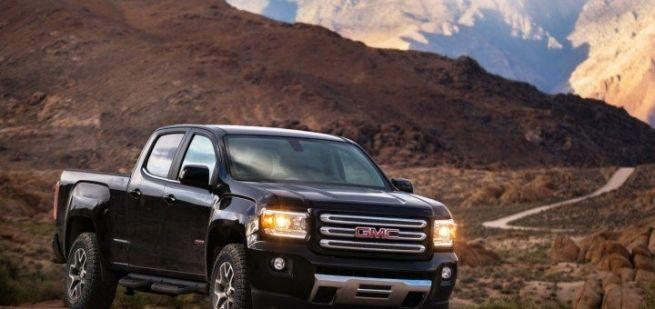 2020 Gmc Canyon At4 Rumors Gmc Canyon Gmc Car
