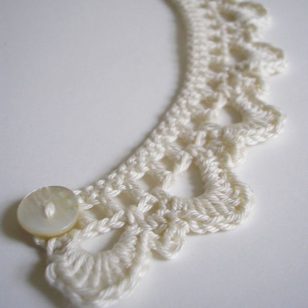 Free Crochet Necklace Patterns | Free Crochet Necklace Patterns - Bing Images