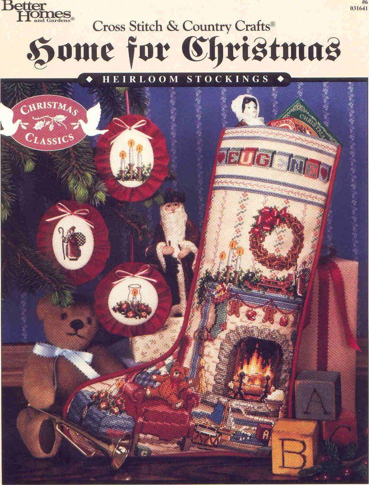 498 besten Christmas stockings/boots Bilder auf Pinterest ...