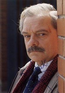 David Jason  love him as Granville, Del-Boy, Pop Larkin & Frost.