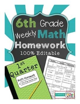 Homework help online for 6th grade math