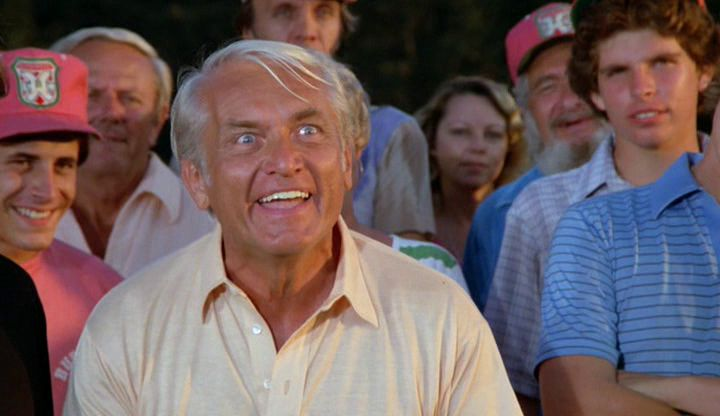 How could I forget Ted Knight? One of the greatest/funniest jerk performances on the silver screen!