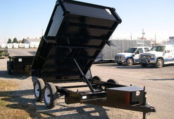 What to Look For in Dump Trailers for Sale