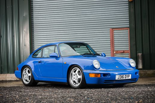 1991 Porsche 964 RS - Silverstone Auctions